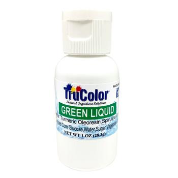 Liquid Icing Food Color - 954  Green