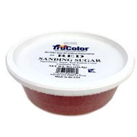 Natural Sanding Sugar - Red