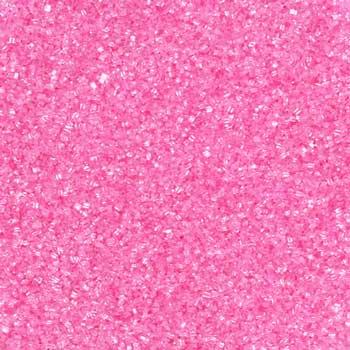 Natural Sanding Sugar - Pink * 8 OZ