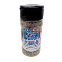 Natural Large Sanding Sugar - Unicorn Sparkle * 3.5 OZ