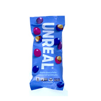 Unreal Dark Chocolate Peanut Gems * 1.5 OZ