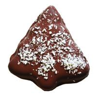"Vegan ""Milk"" Chocolate Peanut Butter Christmas Tree"