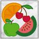 Fruit Candy Logo