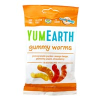 YumEarth Assorted Gummy Worms