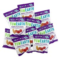 YumEarth Organic Favorites Fruit Snacks - Snack Size