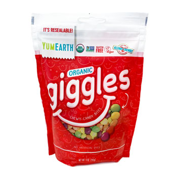 YumEarth Organic Giggles * 5 OZ