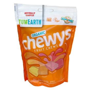 YumEarth Chewys Organic Fruit Chews * 5 OZ