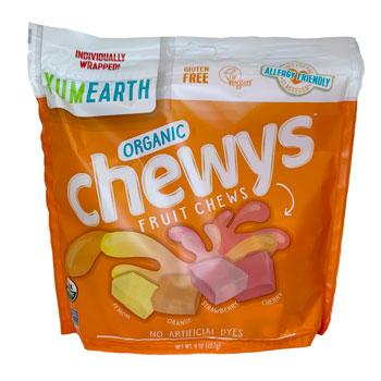 YumEarth Chewys Organic Fruit Chews * 8 OZ