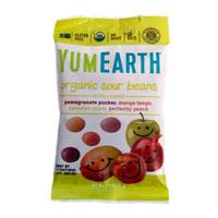 YumEarth Organic Sour Beans - 2.5 OZ