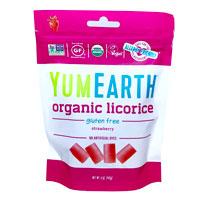 YumEarth Organic Gluten Free Strawberry Licorice * 5 OZ