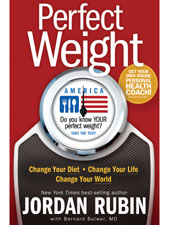 Perfect Weight America by Jordan Rubin with Bernard Bulwer, MD