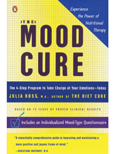 The Mood Cure by Julia Ross, M.A.