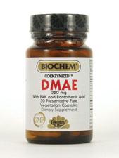 Coenzymized DMAE 350 mg