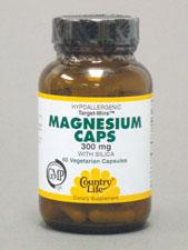 Target-Mins Magnesium Caps with Silica