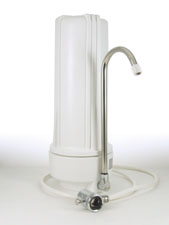 Counter Top Water Purifier Average 5 Micron