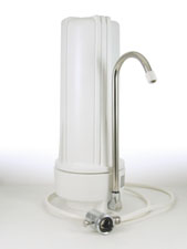 Counter Top Water Purifier Absolute 1 Micron
