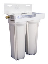 Under Counter Water Purifier with Fluoride Upgrade