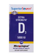 D3 5000 IU Extra Strength