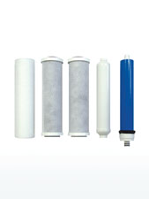 Reverse Osmosis 1 Year Filter Set