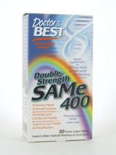 Double-Strength SAMe 400 400 mg