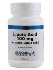 Lipoic Acid 100 mg
