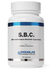 S.B.C. Saccharomyces Boulardii Capsules