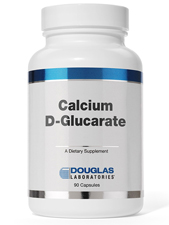 Calcium D-Glucarate 63 mg