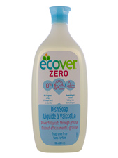 Zero Dish Soap Fragrance Free
