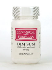DIM SUM (Di-Indole Methane) 50 mg