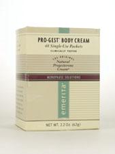 Pro-Gest Body Cream