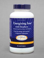 Energizing Iron with Eleuthero