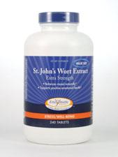 St. John's Wort Extract Extra Strength 450 mg
