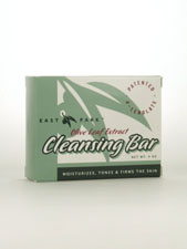 Olive Leaf Extract Cleansing Bar