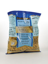 Brown Rice Pasta - Shells (with Rice Bran)