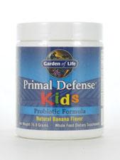 Primal Defense Kids - Natural Banana Flavor