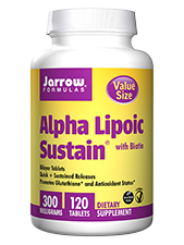 Alpha Lipoic Sustain 300 with Biotin