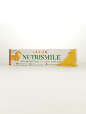 NutriSmile All-Natural Ester C and CoQ10 Tooth Gel