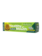 Healthy Mouth Tea Tree & Cinnamon Toothpaste