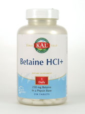 Betaine HCl+