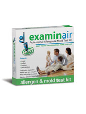ExaminAir Professional Allergen & Mold Test Kit