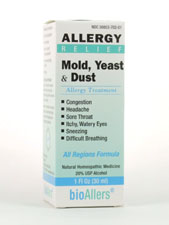 Mold, Yeast & Dust Allergy Treatment