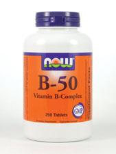 B-50 Vitamin B-Complex