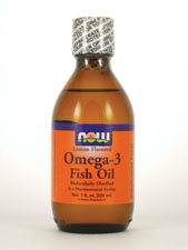 Lemon Flavored Omega-3 Fish Oil