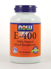 Natural E-400 Mixed Tocopherols