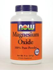 Magnesium Oxide 100% Pure Powder 400 mg