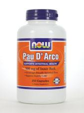 Pau D'Arco 500 mg