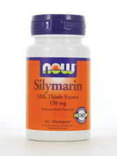 Silymarin Milk Thistle Extract 150 mg