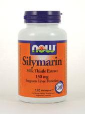 Silymarin Milk Thistle Extract 150 mg