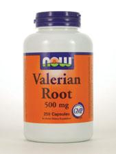 Valerian Root 500 mg