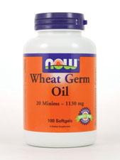 Wheat Germ Oil 1,130 mg